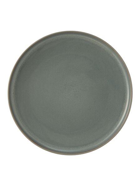 assiette émail réactif 27 cm - 9670090 - HEMA