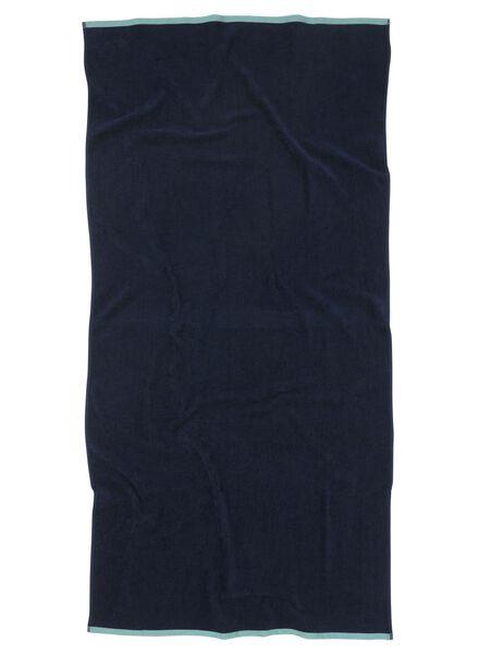 serviette de plage velours 90 x 180 cm - 5210064 - HEMA