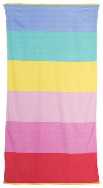 beach towel velvet 90 x 180 - 5290034 - hema