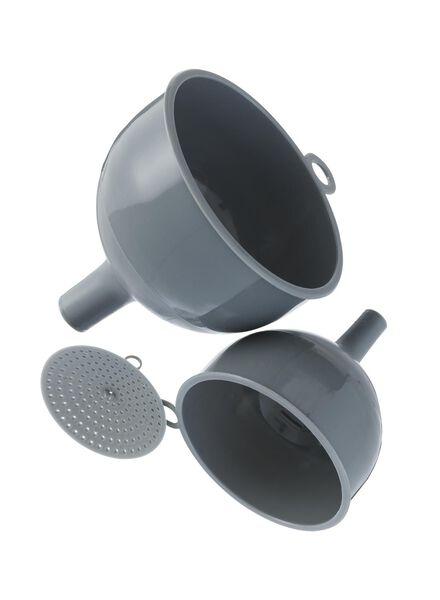 Image of HEMA 2 Funnels (grey)