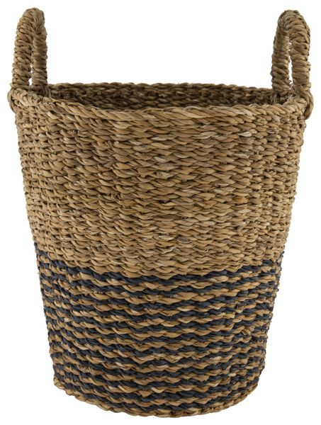 storage basket Ø30x38 sea grass - 39811499 - hema