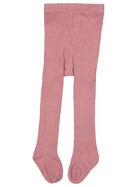 2er-Pack Baby-Strumpfhosen rosa rosa - 1000014867 - HEMA