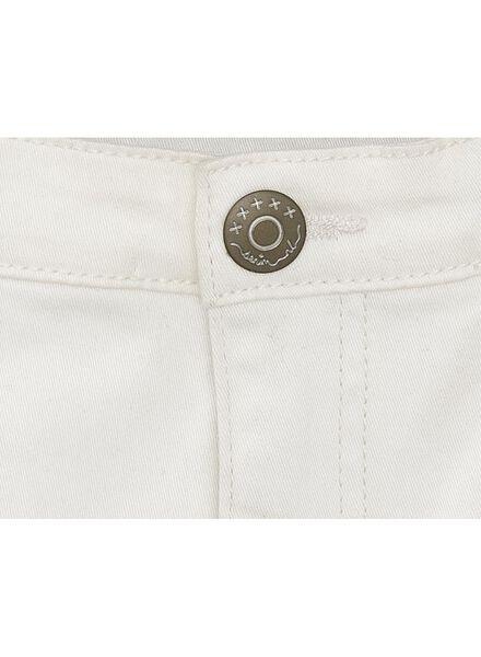 children's shorts white white - 1000006667 - hema