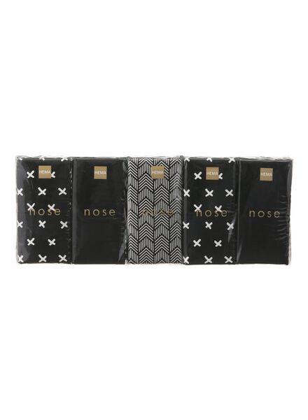 10er-Pack Taschentücher, Limited Edition - 11510051 - HEMA