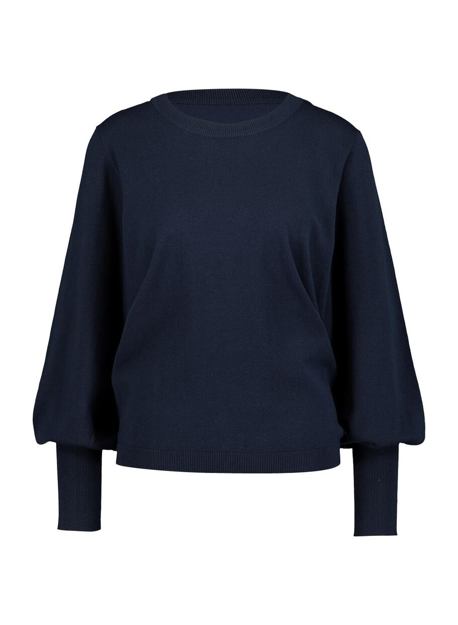 factory price 4f8fc 58363 Damen-Pullover dunkelblau - HEMA