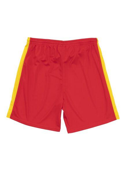 children's shorts WC Belgium red red - 1000007234 - hema