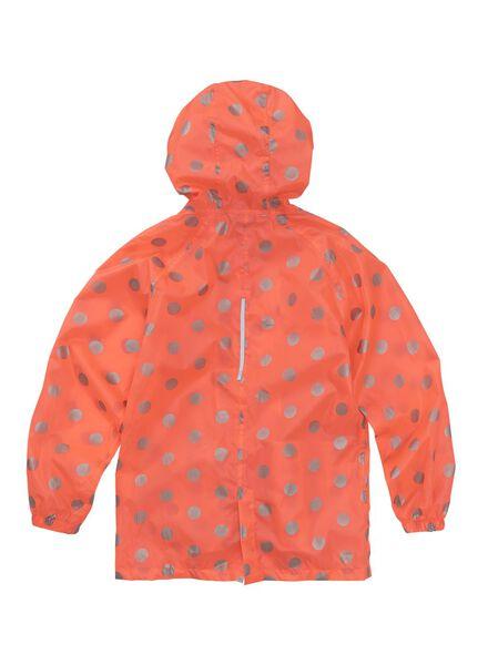 Kinder-Regenjacke, faltbar rosa 158/164 - 18421106 - HEMA