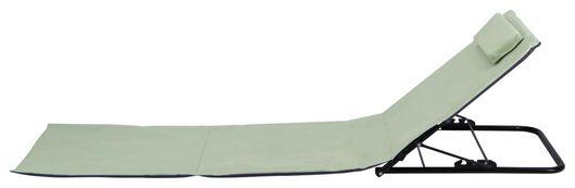tapis de plage 145x47x50 vert clair - 41820402 - HEMA