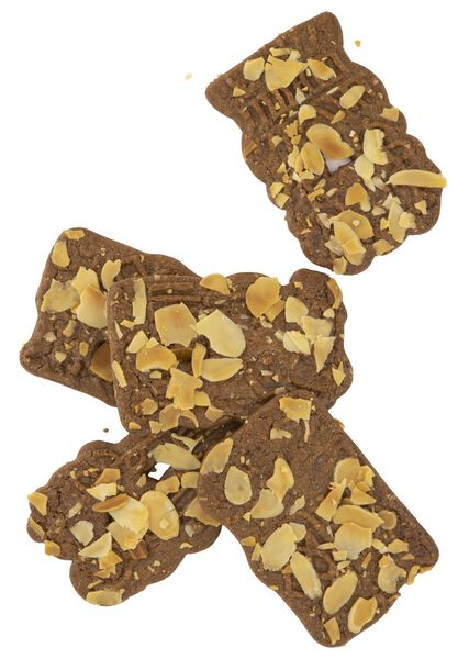 gingerbread windmills real butter - 225 grams - 10904010 - hema