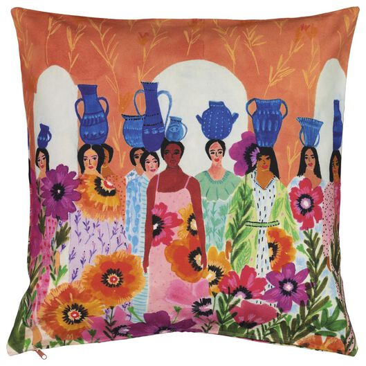 cushion cover - 50x50 - print - 7321007 - hema