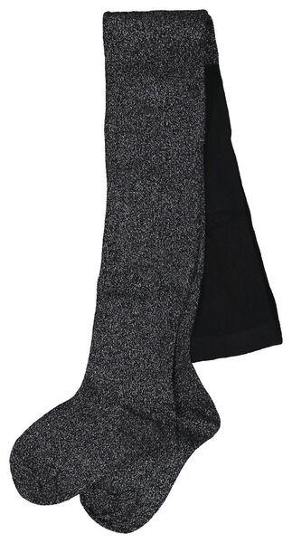 children's leggings with glitter black 86/92 - 4386510 - hema