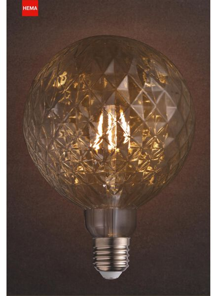 LED lamp 4W - 300 lm - pineapple - clear - 20020059 - hema