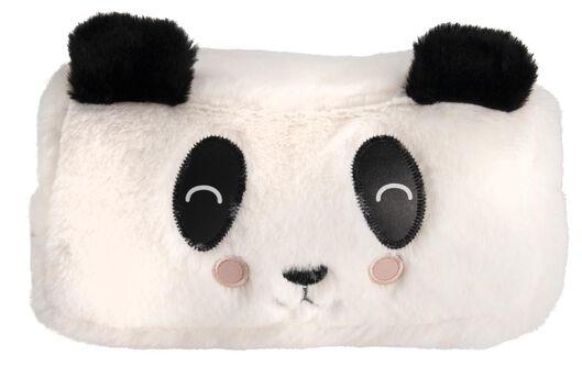 flauschiges XL-Täschchen, Panda - 14410019 - HEMA