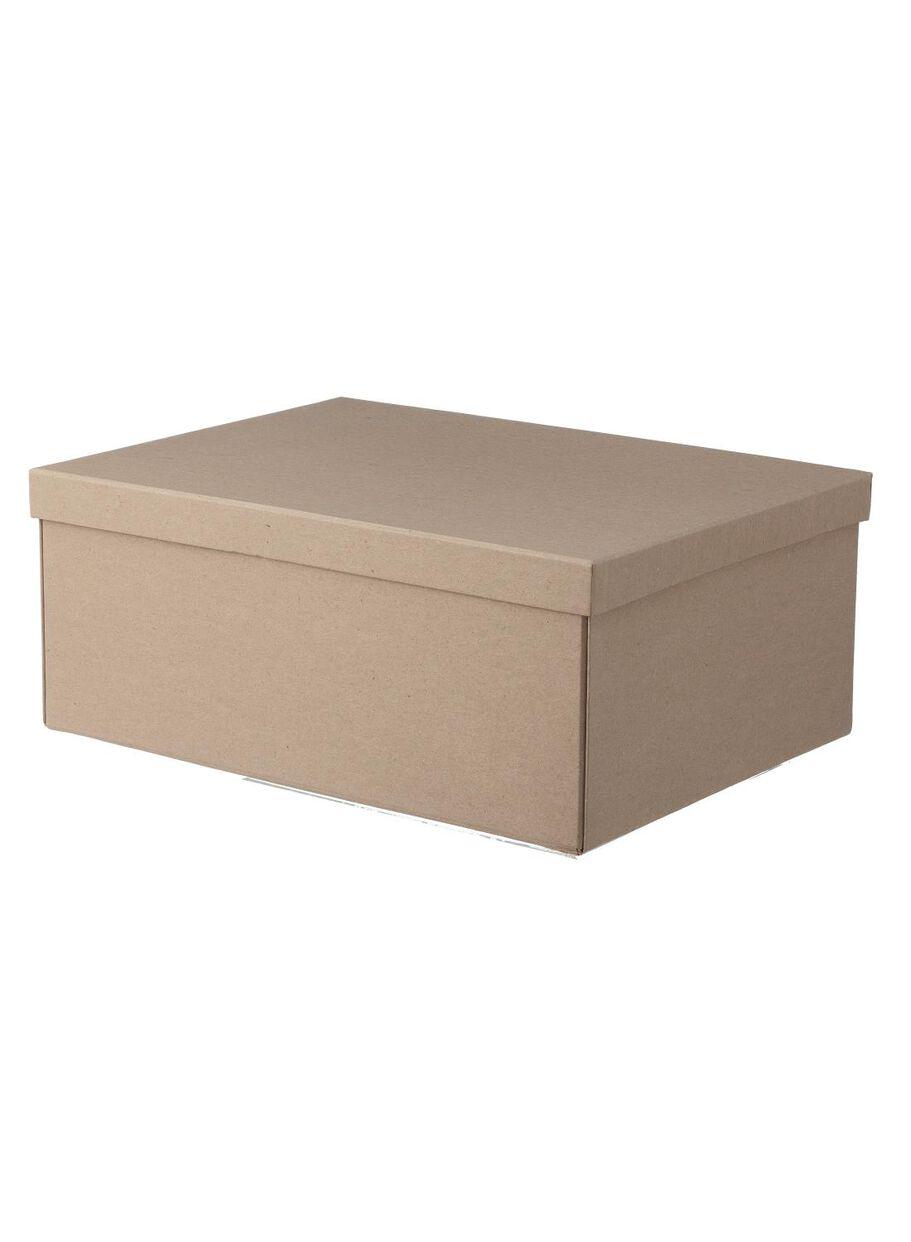 Boite De Rangement En Carton Hema