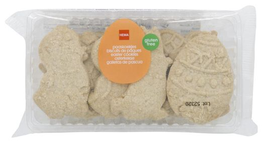 Easter biscuits gluten-free 100 grams - 10930012 - hema