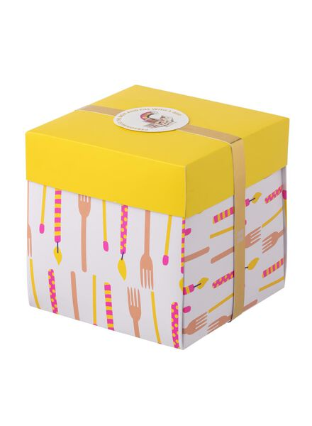 surprise gift box large 15 x 15 x 15 cm - 60800613 - hema
