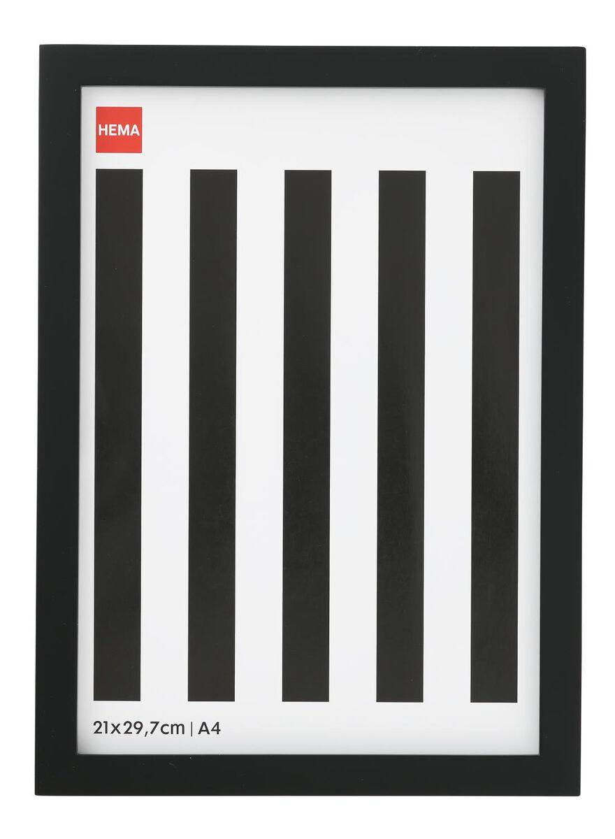 cadre photo 21 x 29 7 cm a4 hema. Black Bedroom Furniture Sets. Home Design Ideas