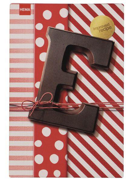 chocolate letters pure pure - 1000016870 - hema