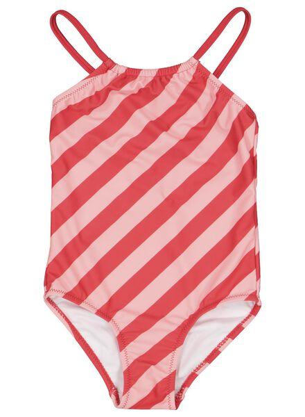 children's swimsuit pink pink - 1000015488 - hema