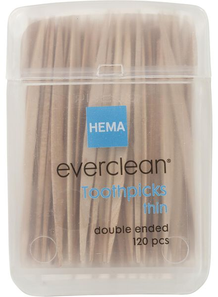 20 thin toothpicks - 11133331 - hema