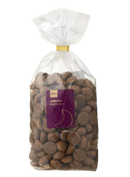 whole wheat spice cookie drops 350 grammes - 10904024 - hema