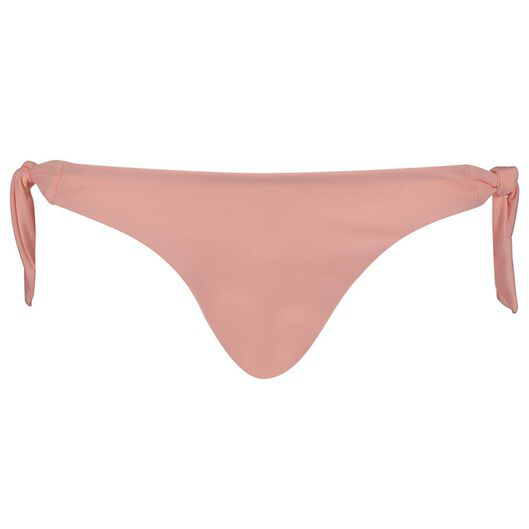 Damen-Bikinislip rosa rosa - 1000013820 - HEMA