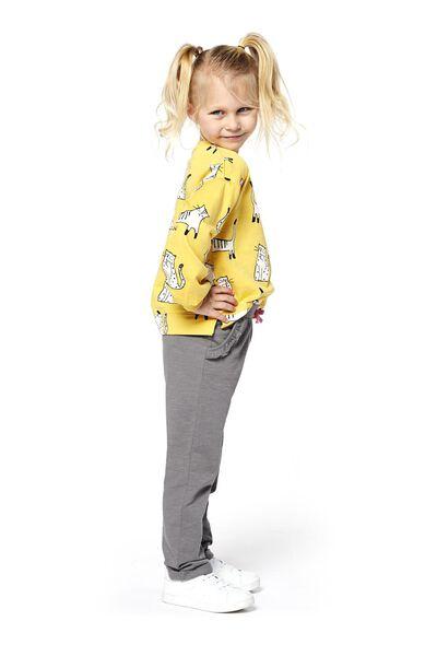 children's sweater yellow yellow - 1000017883 - hema