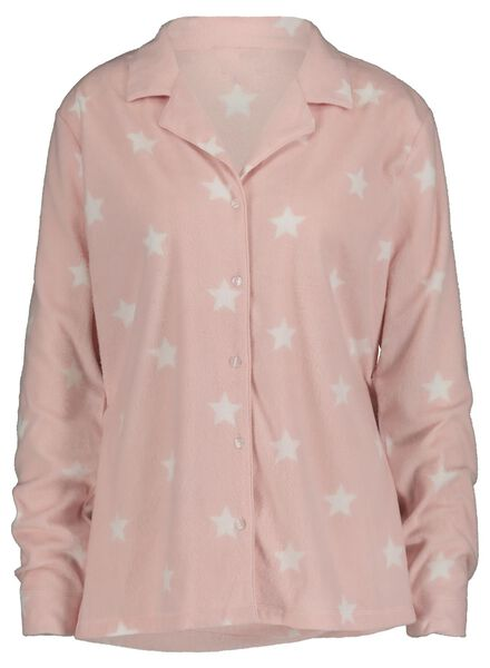 women's pyjamas light pink XL - 23480504 - hema