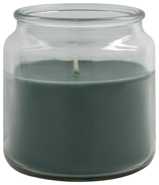 candle vase Ø10x10 green - 13502584 - hema