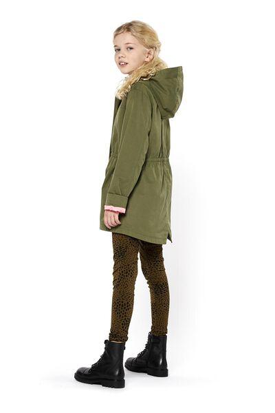 children's leggings army green army green - 1000017845 - hema
