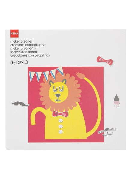 Aufkleber-Kreationen - 15970024 - HEMA