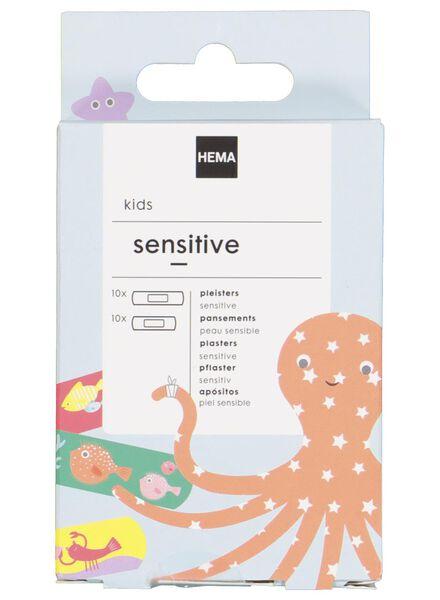sensitive children's plasters - 11901950 - hema