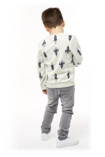 children's sweater off-white off-white - 1000017732 - hema