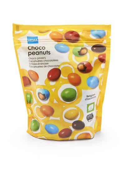 cacahuètes chocolatées - 10380019 - HEMA