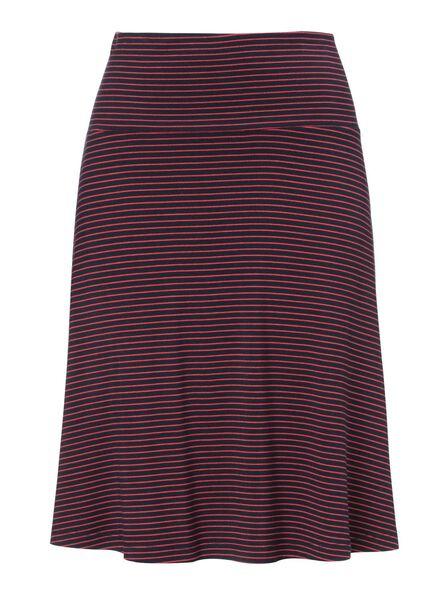 women's skirt dark blue dark blue - 1000007928 - hema