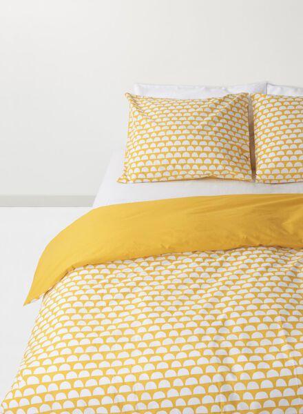 Bettwäsche – Soft Cotton – ockergelb ocker - 1000014148 - HEMA