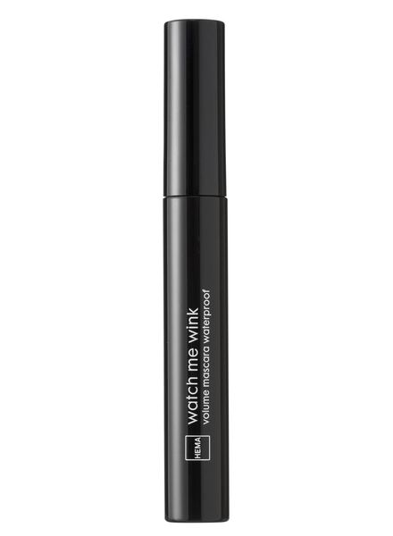 mascara volume waterproof - 11210069 - HEMA