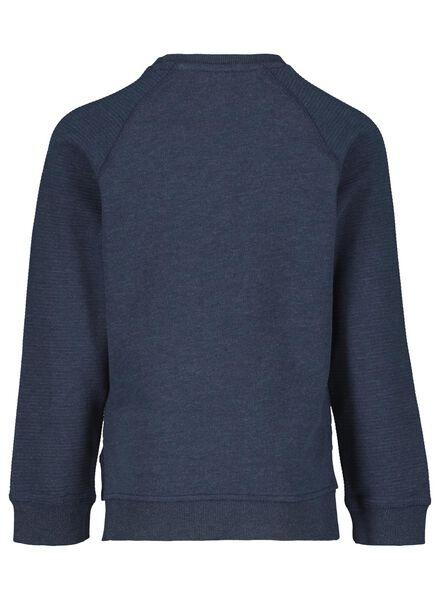 children's sweater blue blue - 1000017263 - hema