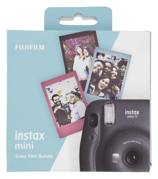 Fujifilm Instax Color Bundle (3 x 10 Stück) - 60300528 - HEMA