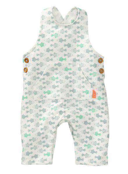 newborn jumpsuit off-white off-white - 1000007207 - hema
