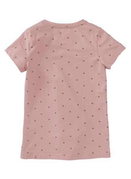 children's T-shirt light pink light pink - 1000006161 - hema