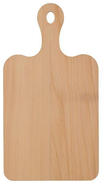 HEMA Schneide- Und Servierbrett, Holz, 35 X 19 Cm