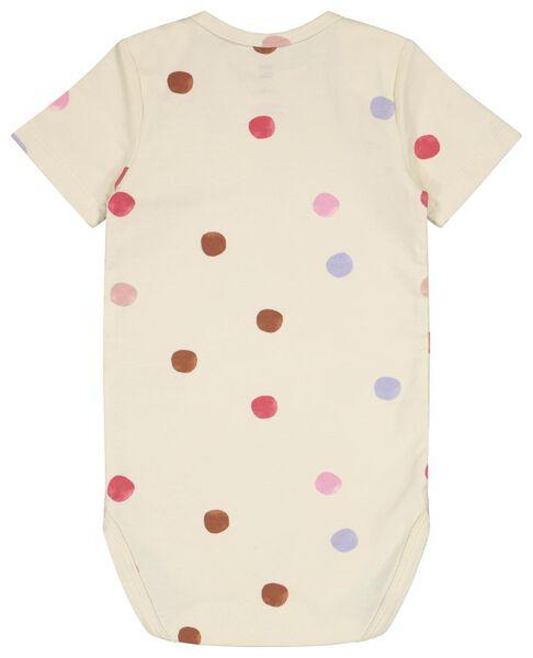Body, Punkte eierschalenfarben eierschalenfarben - 1000022948 - HEMA