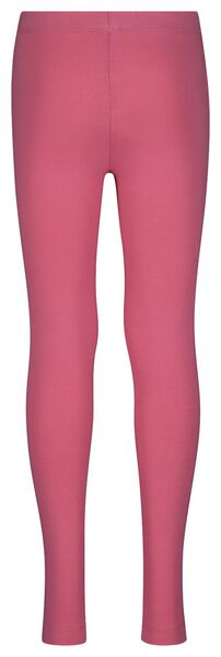 Kinder-Leggings rosa rosa - 1000023580 - HEMA