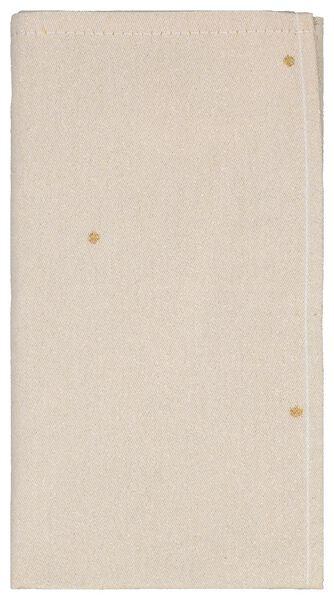 2 serviettes cotton Christmas 47x47 - 5420013 - hema