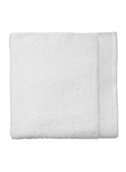 towel - 70 x 140 cm - hotel quality - white white towel 70 x 140 - 5217010 - hema