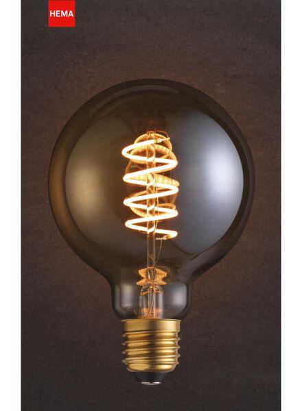 LED-Lampe, 4W, 200Lumen, Kugel, gold - 20020065 - HEMA