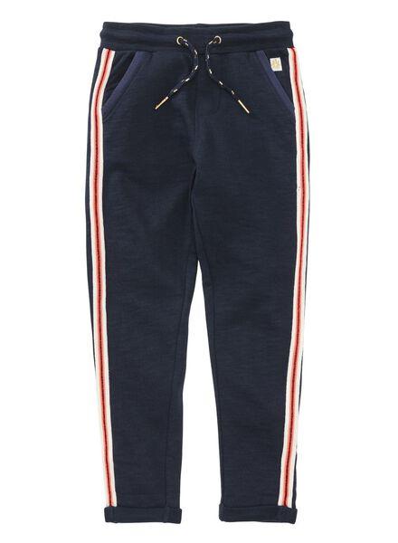 children's sweatpants blue blue - 1000005776 - hema