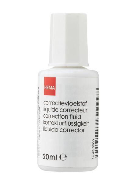 liquide correcteur - 14433000 - HEMA