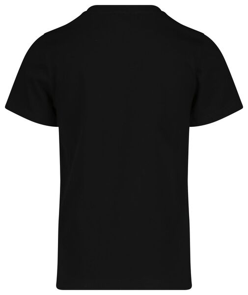 children's T-shirt mini-me black black - 1000019294 - hema